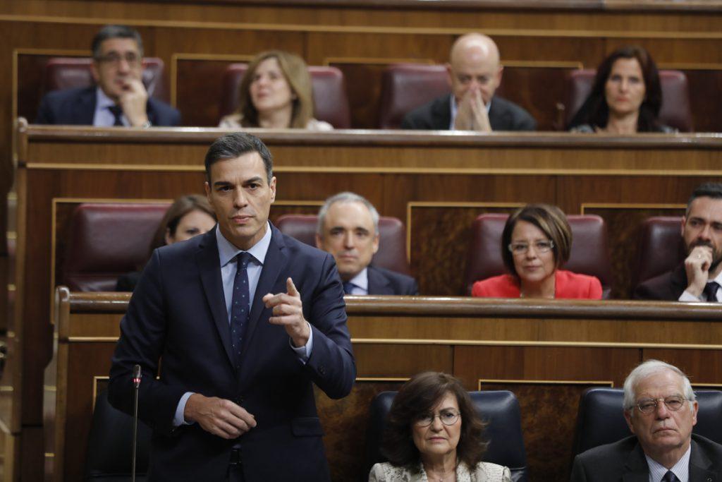Sánchez reivindicará mañana que hay espacio en Cataluña entre la dureza de PP y C's y los vaivenes del independentismo