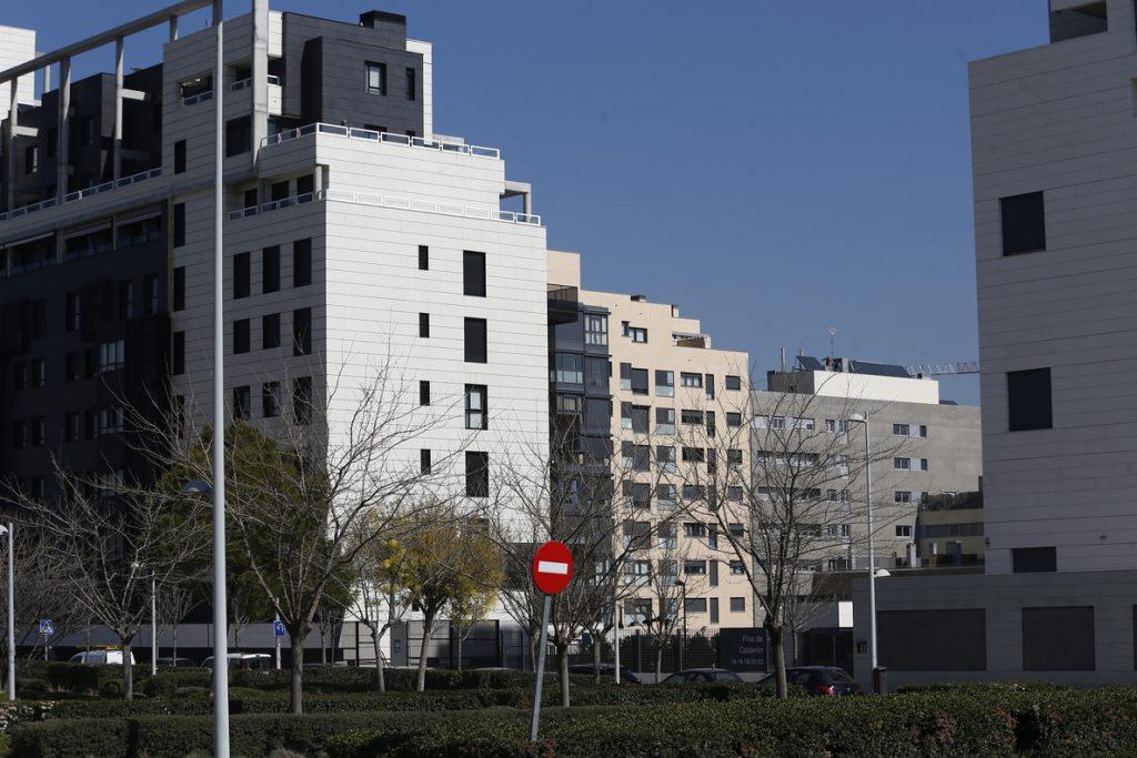La compraventa de viviendas creció un 10,3% en el tercer trimestre, según Fomento