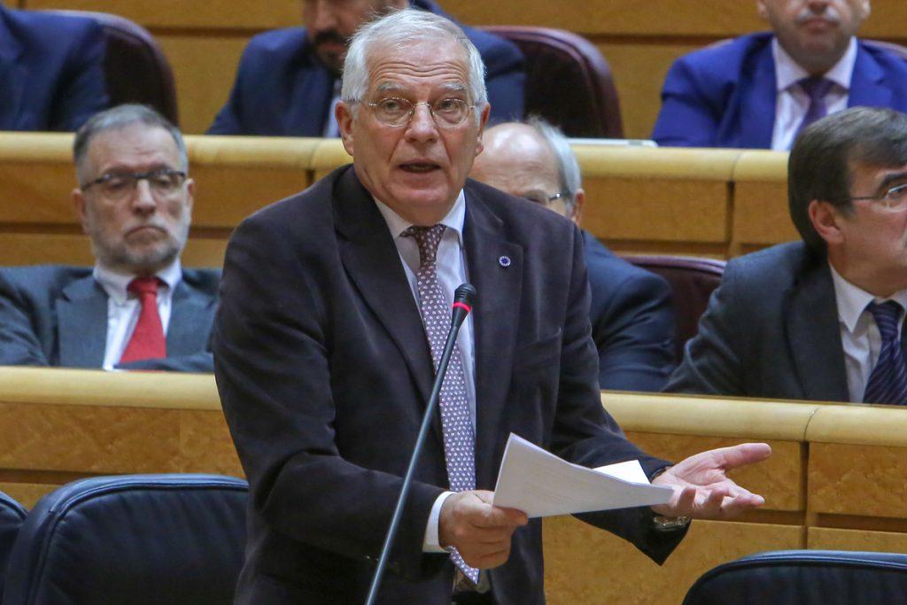 AMP- Borrell admite que el Gobierno ha tenido «poco éxito» en rebajar la crispación en Cataluña pero no quiere el 155