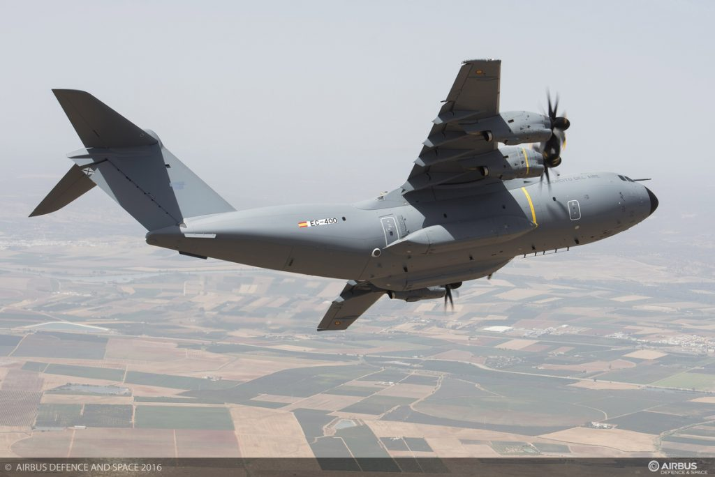 Airbus y los seis países clientes del A400M sellarán la próxima semana el nuevo contrato con ajuste de plazos y costes