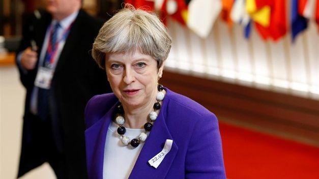 May pedirá este jueves a los líderes de la UE ayuda para tratar de salvar el acuerdo del Brexit