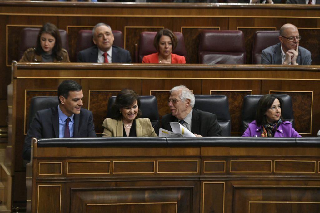 Sánchez, tras pedir Casado generales ya: «Quedan muchas cosas por hacer tras siete años de muchos destrozos del PP»