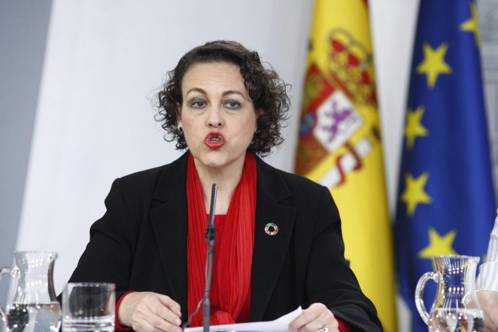 Valerio asegura a Podemos que el apoyo de la «derecha catalana» es necesario para aprobar las reformas