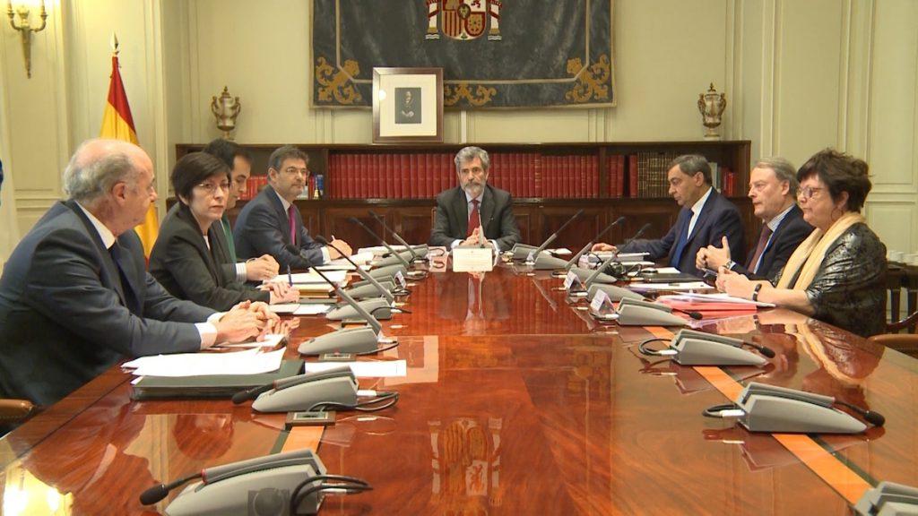 Ciudadanos pedirá a Delgado que se pronuncie en el próximo Pleno del Congreso sobre el sistema de elección del CGPJ