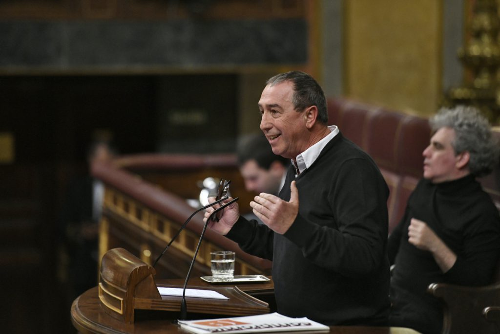 La Comisión Constitucional del Congreso aprueba la reforma del Estatuto valenciano con la única abstención de Ciudadanos