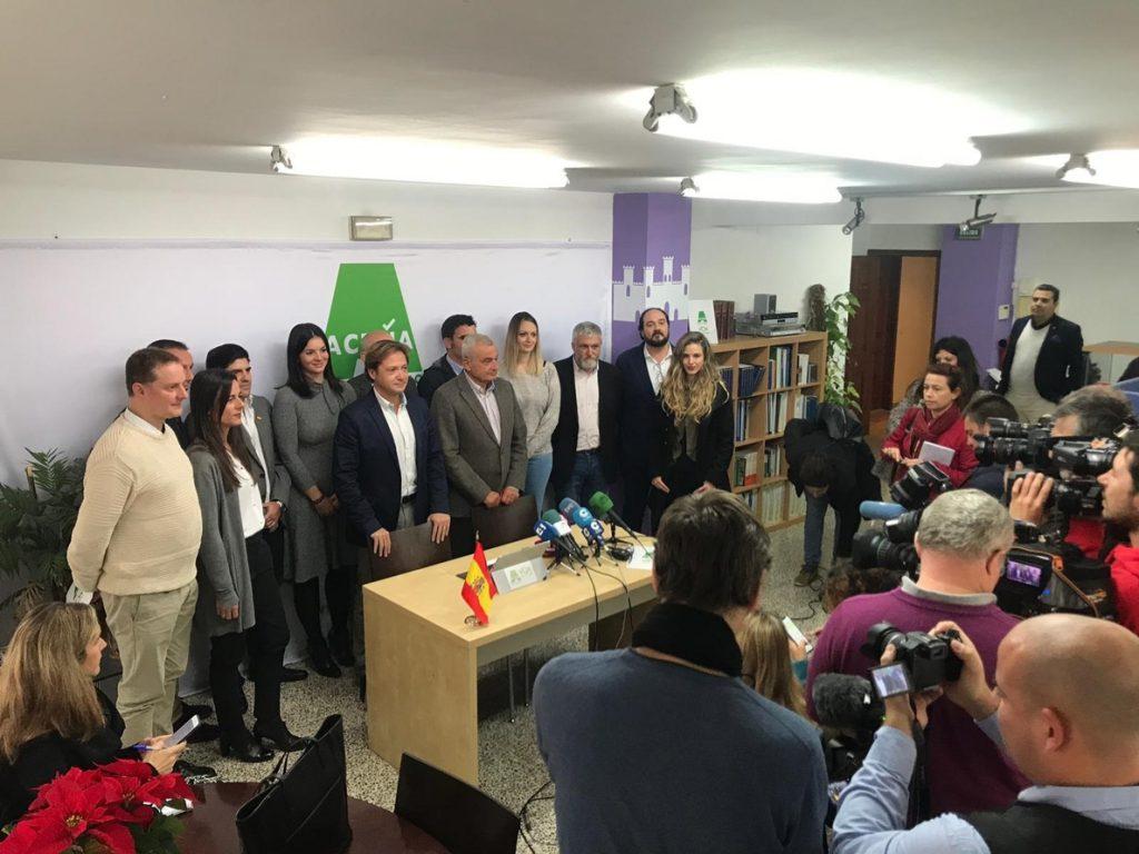 Fulgencio Coll, JEME con Zapatero, será candidato de Vox a la Alcaldía de Palma