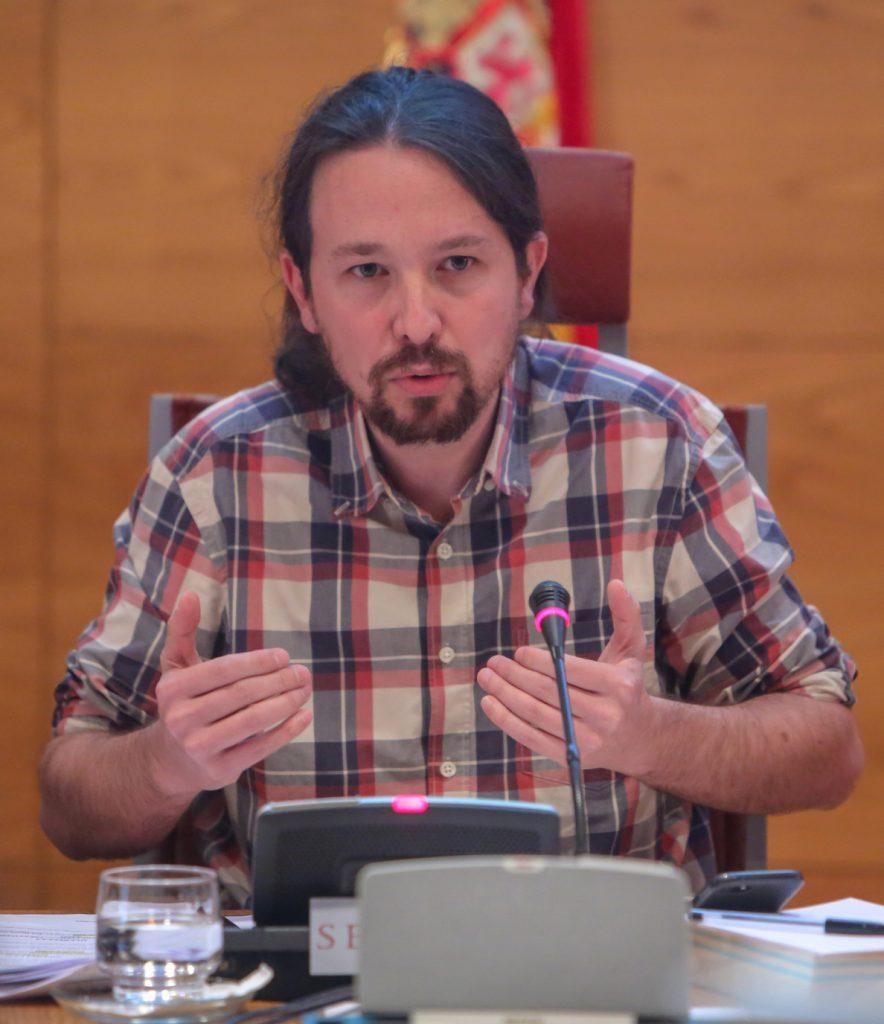 Iglesias afirma que «amedrentar» a periodistas que investigan la corrupción es ir «contra la democracia»