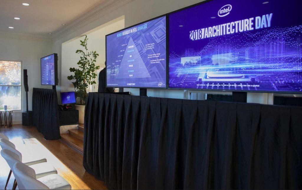 Intel desarrolla Foveros, una tecnología de apilado 3D de microprocesadores