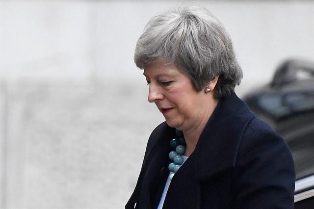 May pide a los líderes de la UE garantías «legales y políticas» tras el Brexit
