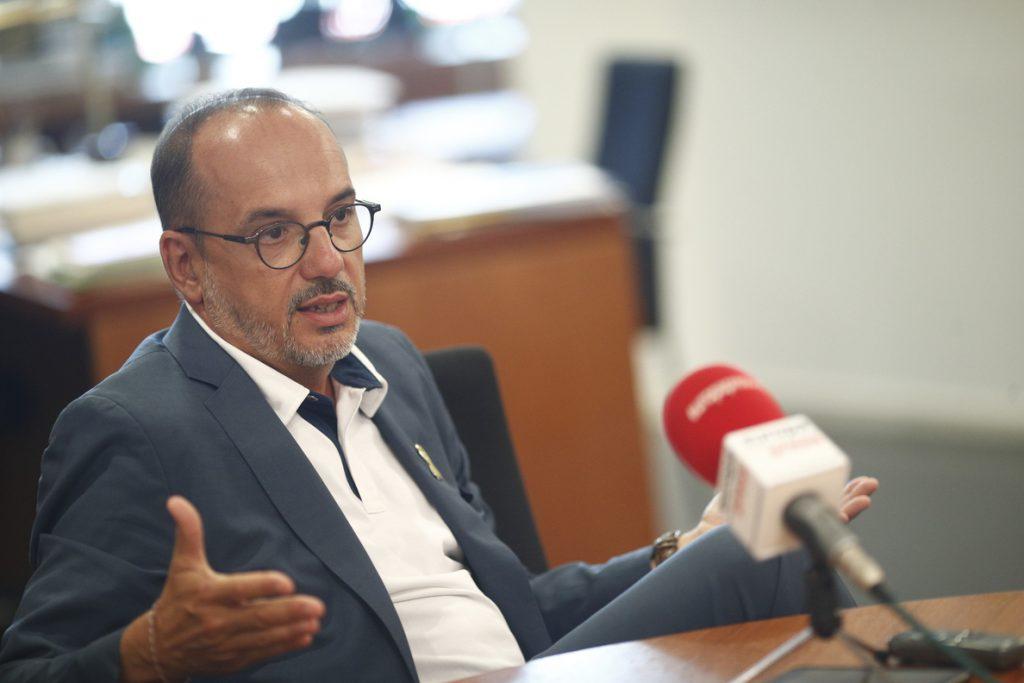 El PDeCAT aconseja a Sánchez alejarse del «PSOE caduco» y «acomplejado» que habla de ilegalizar partidos