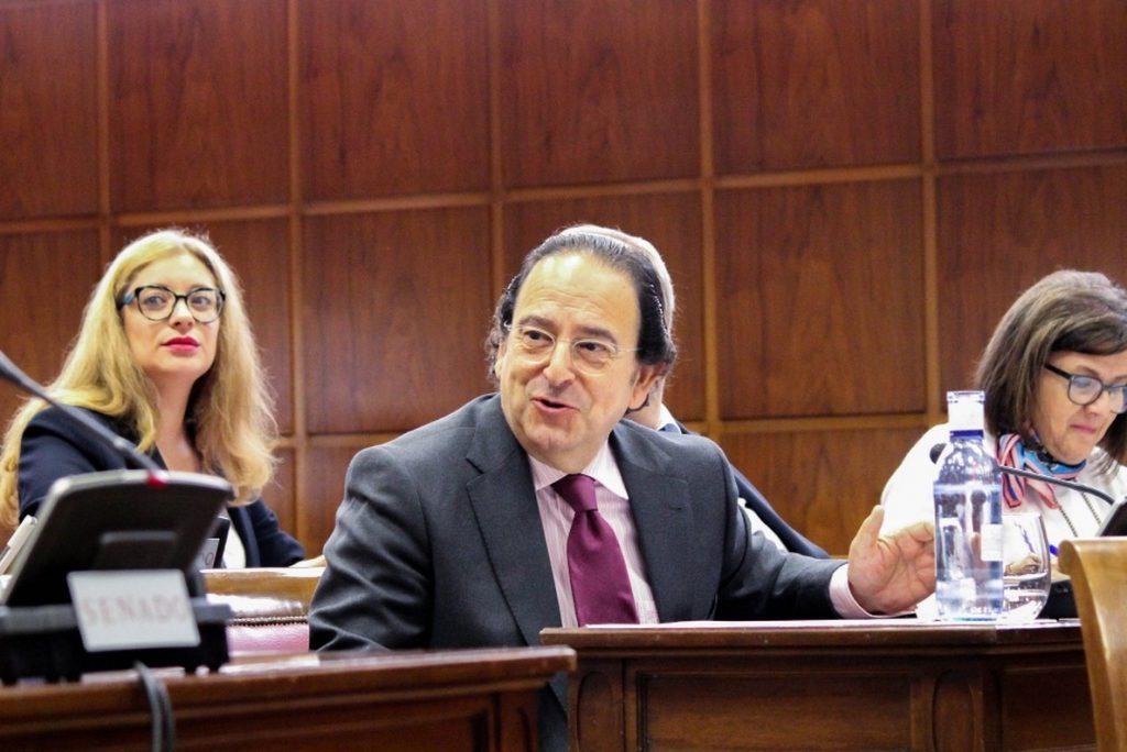 El PP suspende hasta febrero la comisión de investigación de partidos del Senado tras la declaración de Iglesias