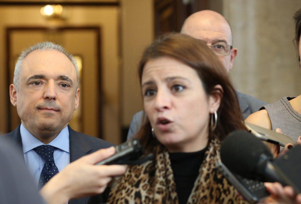 El PSOE rechaza el auto del juez de Mallorca que ordenó requisar material a periodistas para descubrir sus fuentes
