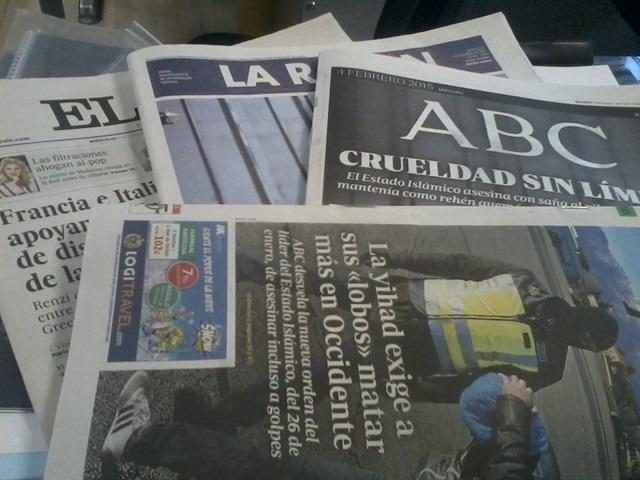 El CGPJ: «Sin una prensa libre, no es posible una sociedad democrática»