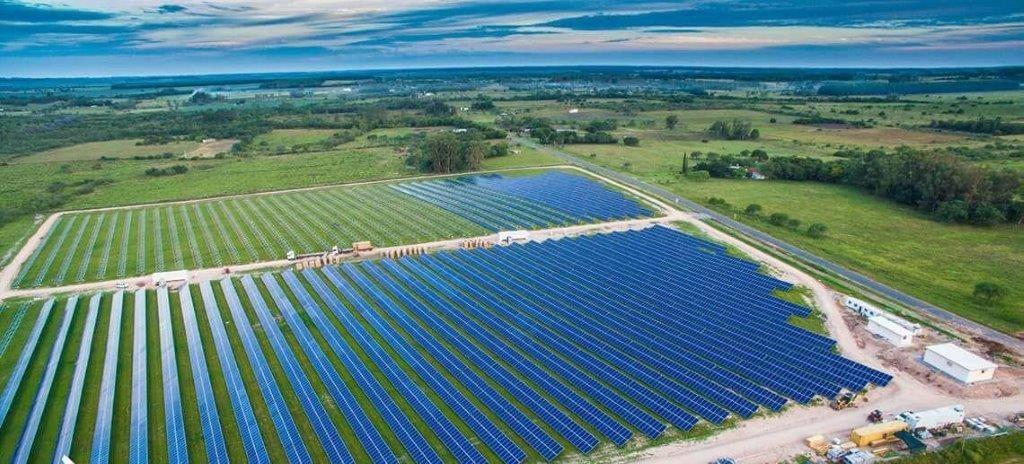 Solaria inicia la construcción de 400 MW en sus plantas fotovoltaicas