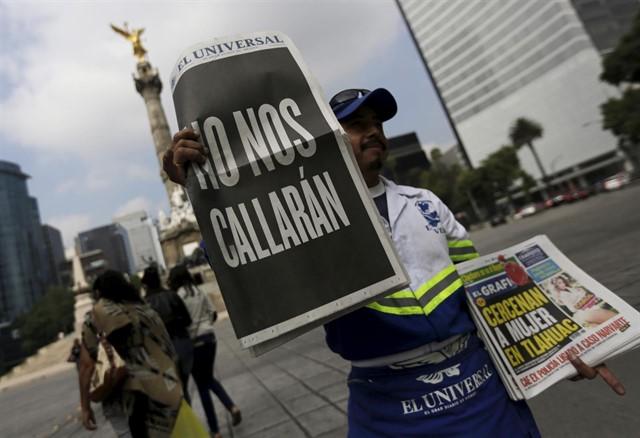 Más de 250 periodistas están detenidos por ejercer su trabajo