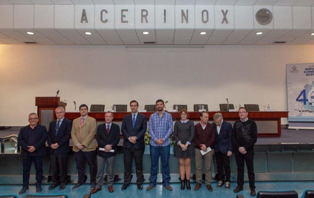 Acerinox Europa premia las mejores ideas de sus empleados con los Galardones Rafael Naranjo 2018