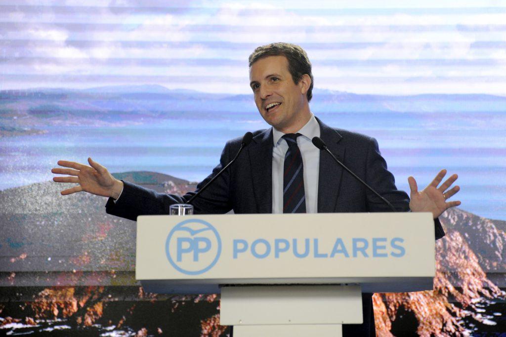 Casado carga contra Sánchez por querer reunirse con Torra: «¿De qué quiere dialogar con los que quieren romper España?»
