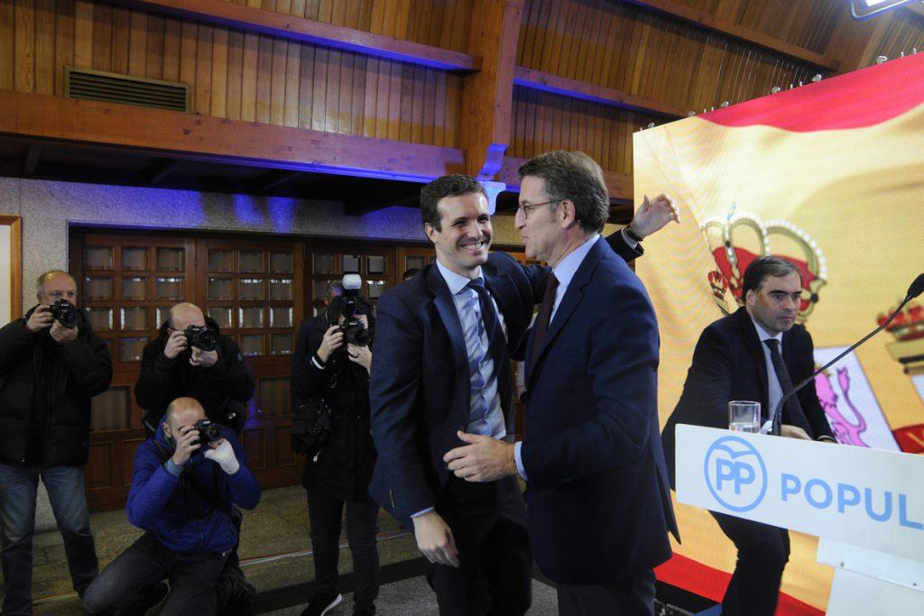 Casado dice que buscará impedir la «demolición» de la reforma laboral que llevó al «segundo milagro económico español»