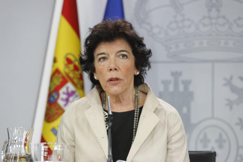 El Gobierno descarta una reunión Sánchez-Torra con formato ampliado a ministros y consejeros