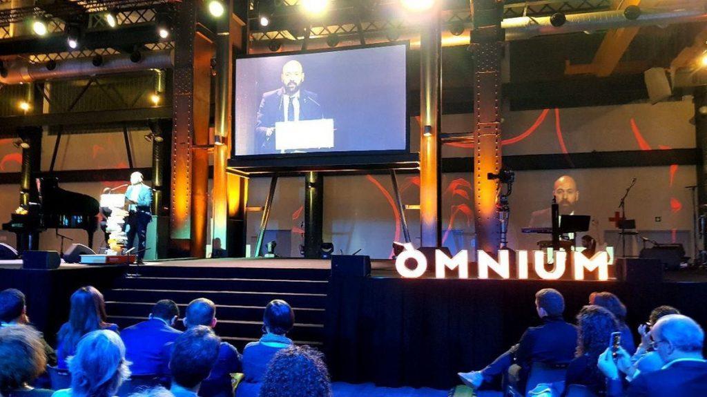 Mauri (Òmnium) asegura que habrá respuesta «inteligente y no violenta» al Consejo de Ministros