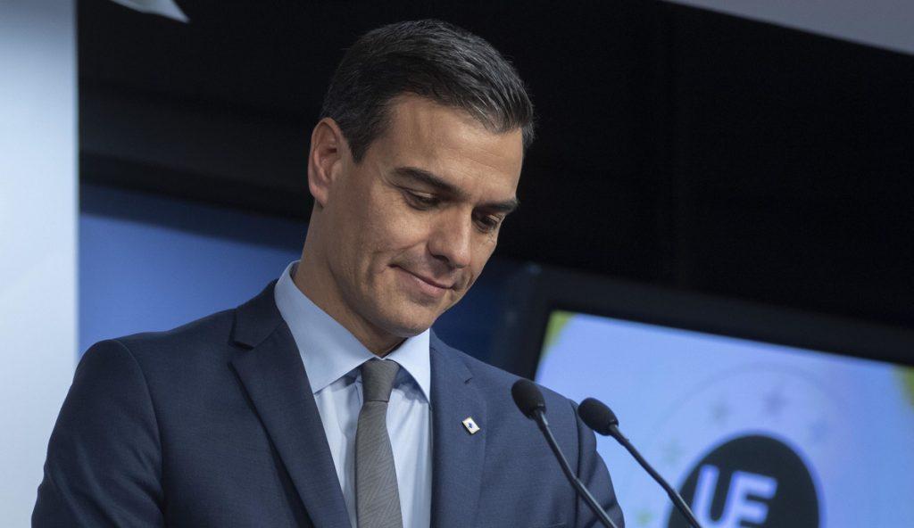 Sánchez peleará por incluir un fondo para reaccionar a crisis en el presupuesto de la eurozona