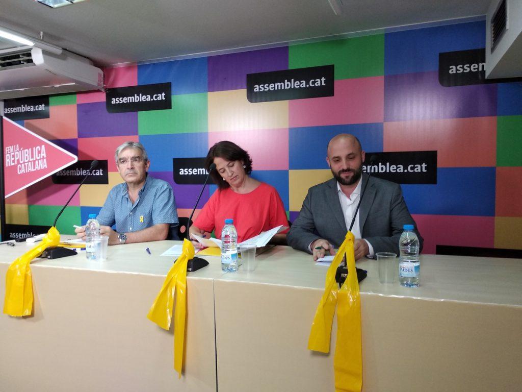 Las primarias para una lista independentista en Barcelona empiezan este viernes