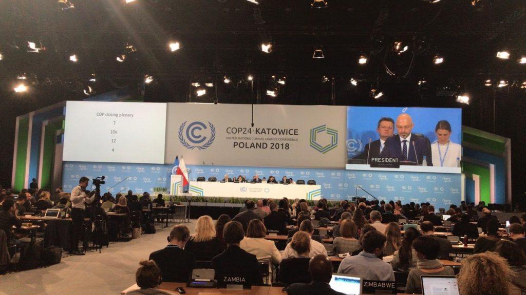 La COP24 de la ONU logra un acuerdo sobre la aplicación concreta del Acuerdo de París contra el cambio climático