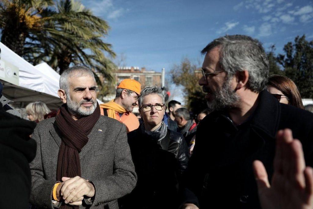 Carrizosa (Cs) cree que Sánchez «no debe mendigar reuniones» con Torra sino controlar a Mossos