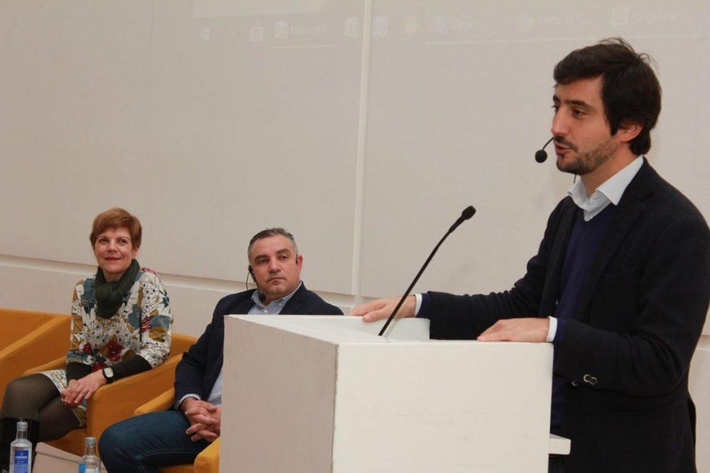 Cs insta en Galicia a la unión de los «liberales progresistas» para «combatir populismos y nacionalismos»