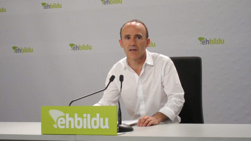 Las bases de EH Bildu aprueba concurrir a las europeas en coalición con ERC y BNG