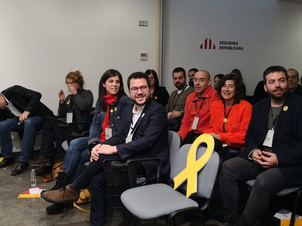 ERC anuncia a Diana Riba como número dos en su lista conjunta para las europeas