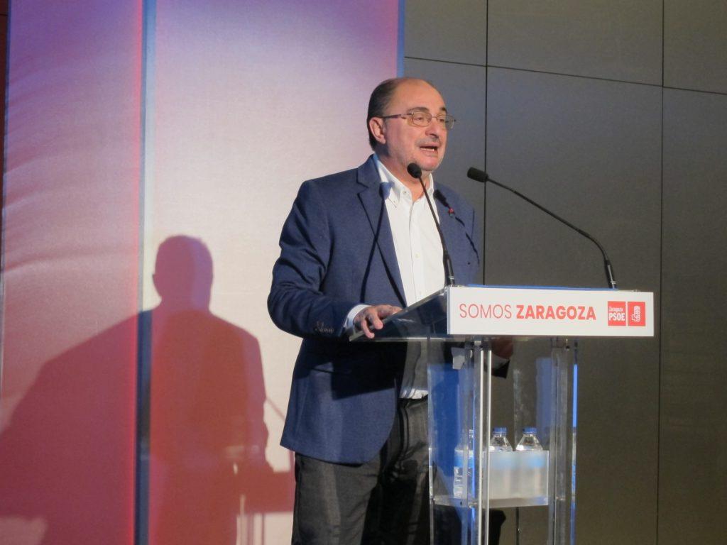 Pedro Sánchez participará en enero en la presentación de los candidatos del PSOE a las capitales de provincia en Aragón