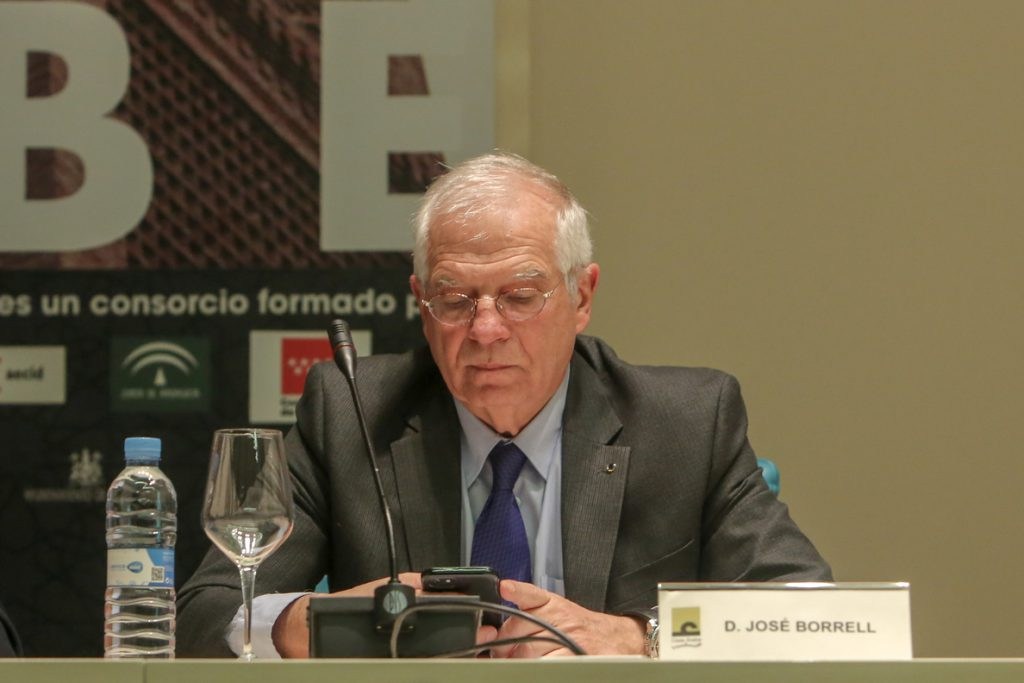 Borrell, sobre la decisión de la CUP de no presentarse a las europeas: «No encontrarán apoyo para el secesionismo»