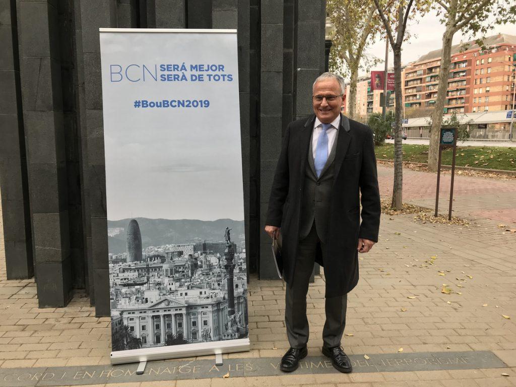 Casado presenta este domingo a Josep Bou como candidato del PP en Barcelona