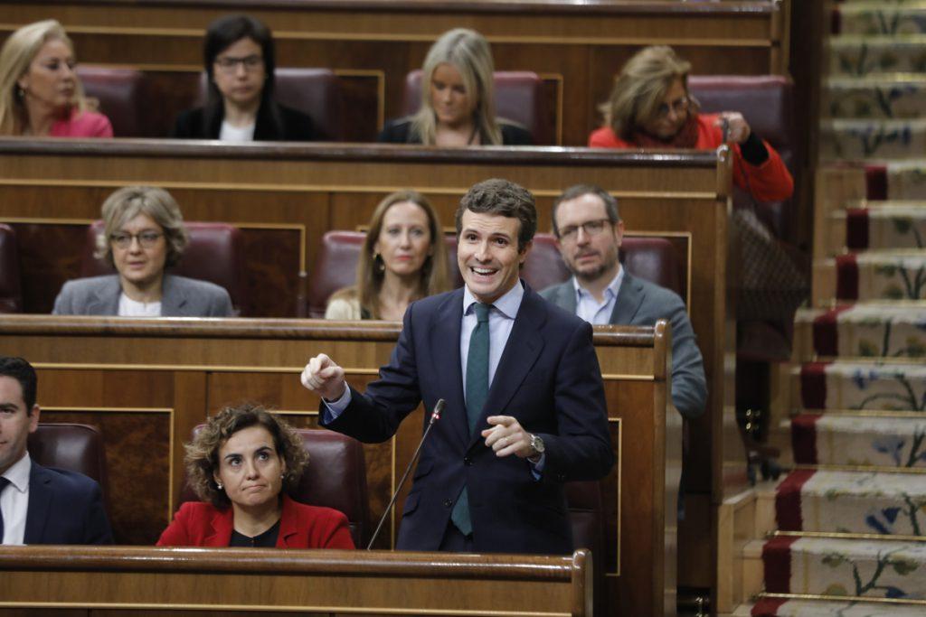 El PP lleva al Pleno sus condiciones para prorrogar los Presupuestos de 2018