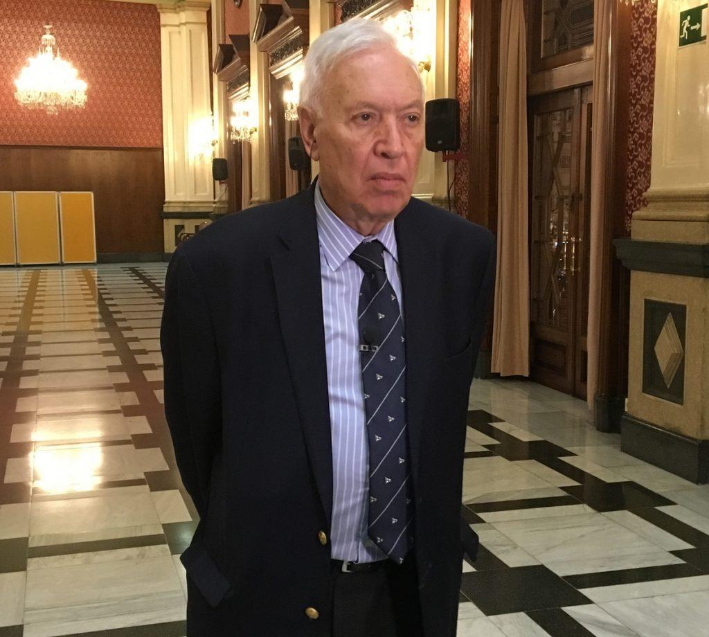 Margallo cree que España puede «remontar el partido» y «establecer soberanía» en Gibraltar en futuros acuerdos de Brexit