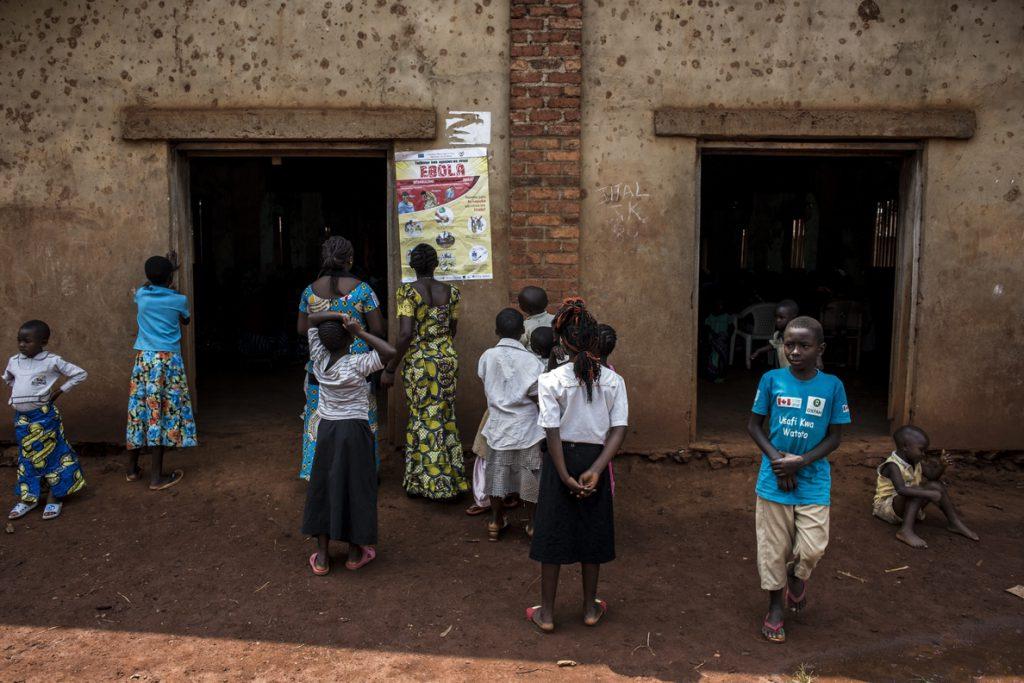 Oxfam llama a implicar a las comunidades locales en la respuesta frente al ébola en RDC