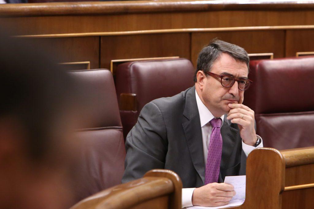 El PNV quiere que la Fiscalía pida la vuelta a la cárcel del asesino de Aitor Zabaleta, tras ser detenido en Bélgica