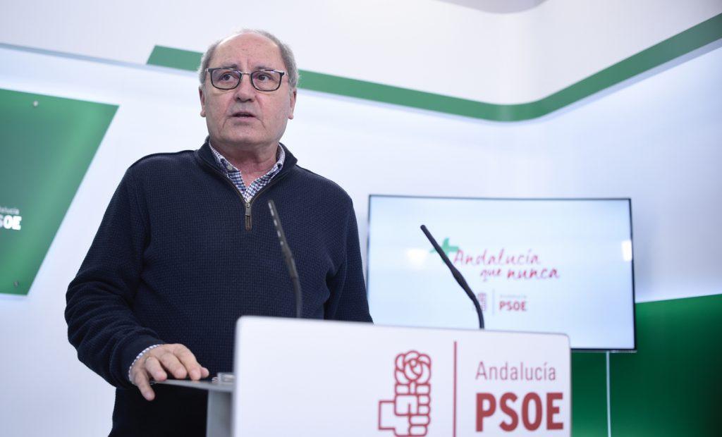 PSOE andaluz ve «muy tristes» las palabras de Óscar Puente sobre Susana Díaz y plantea si nadie lo ha «desautorizado»