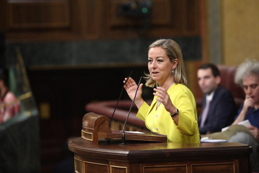 Ana Oramas critica que muchos responsables de la crisis «se van de rositas» porque el Código Penal lo permite