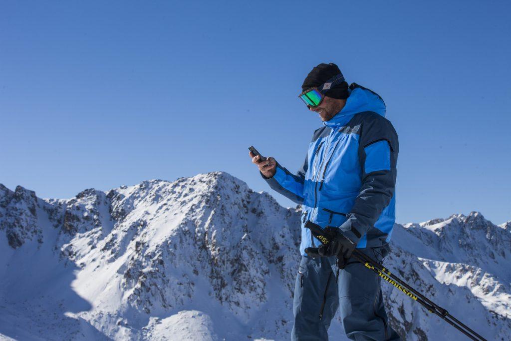 La app de Grandvalira supera el millón de kilómetros esquiados entre sus usuarios y renueva sus funcionalidades