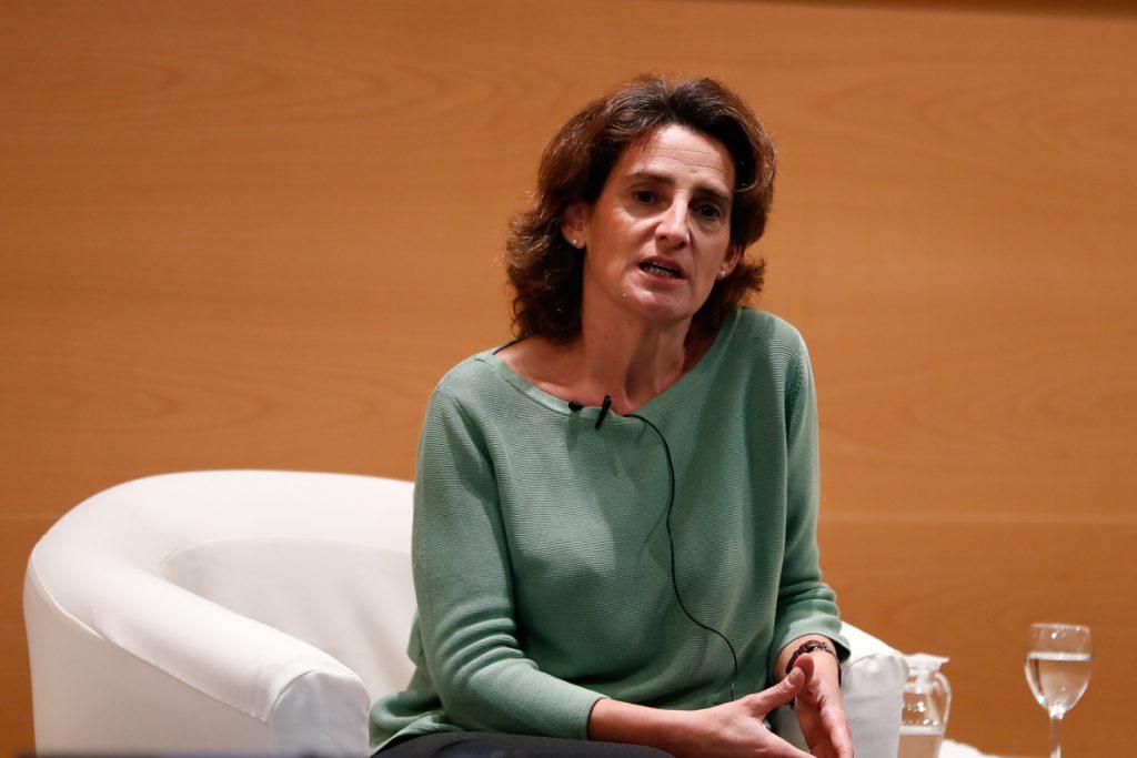 Ribera asegura que el Gobierno «no va a cerrar» ninguna central térmica, sino que dependerá de las empresas