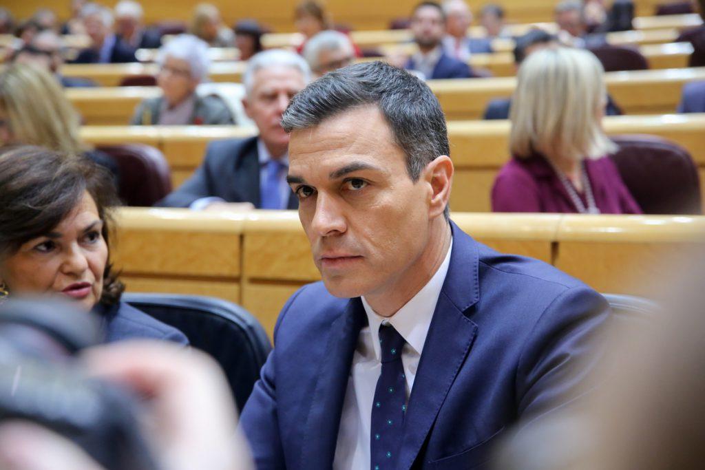 Sánchez anuncia que este viernes se desbloquearán 1.800 millones para inversión en carreteras en Canarias