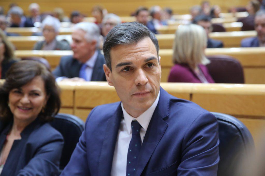Sánchez rechaza ilegalizar a los partidos independendistas como reclaman algunos barones del PSOE