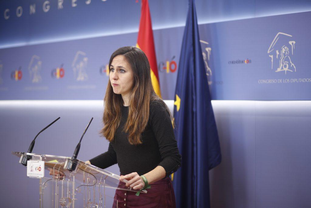 Unidos Podemos dice que no apoya la reforma de Celaá porque escucha más a PP y Cs que a la comunidad educativa