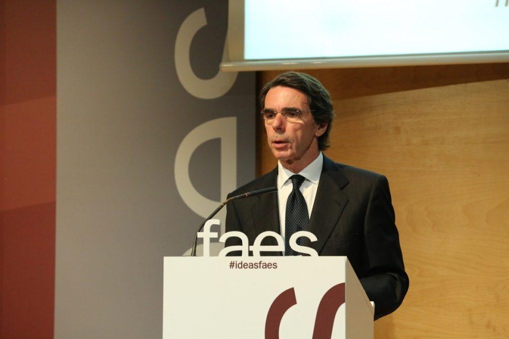 La fundación de Aznar premia a la OTAN por su defensa de la libertad y su papel ante «nuevas amenazas»