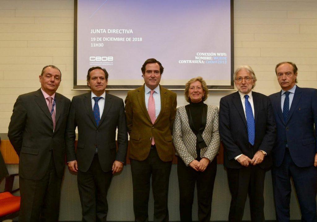 María José Álvarez (Grupo Eulen) e Inés Juste (Grupo Juste) se incorporan al Comité Ejecutivo de CEOE