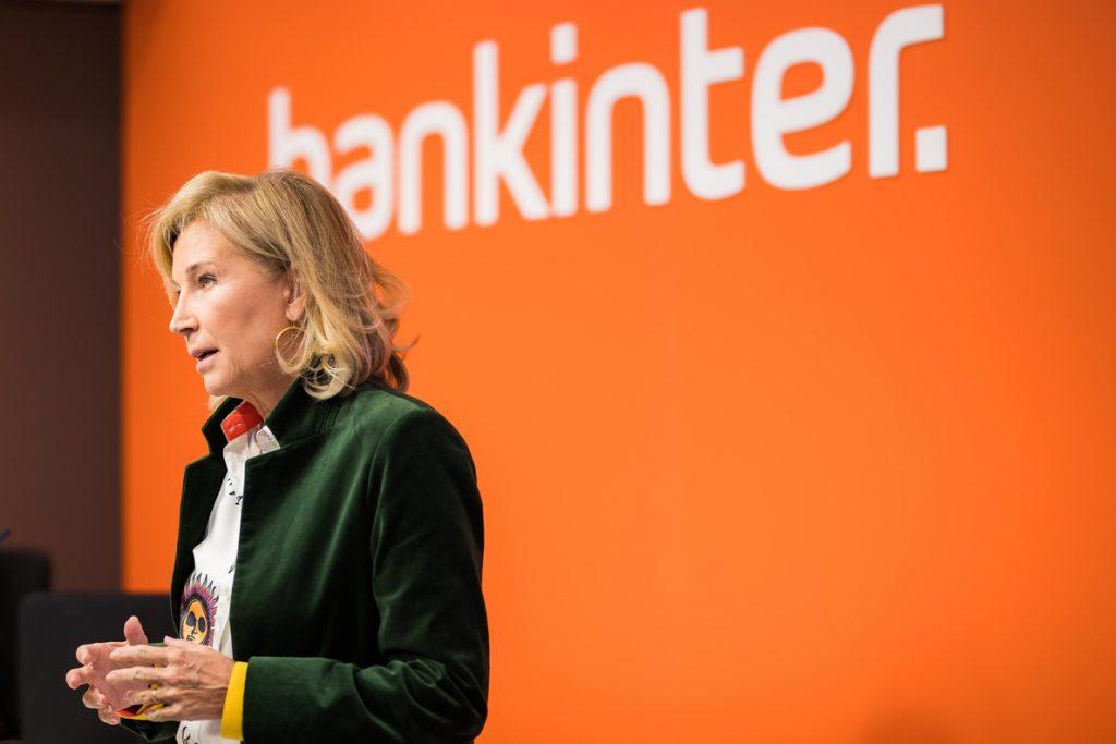 Bankinter pagará un dividendo de 0,06 euros a sus accionistas el 28 de diciembre