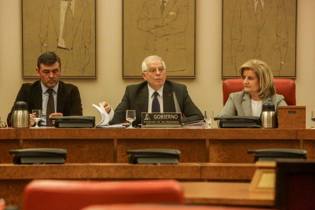 Borrell no dimitirá por Abengoa: «Ya dimití una vez, y probablemente la historia de España habría sido distinta»