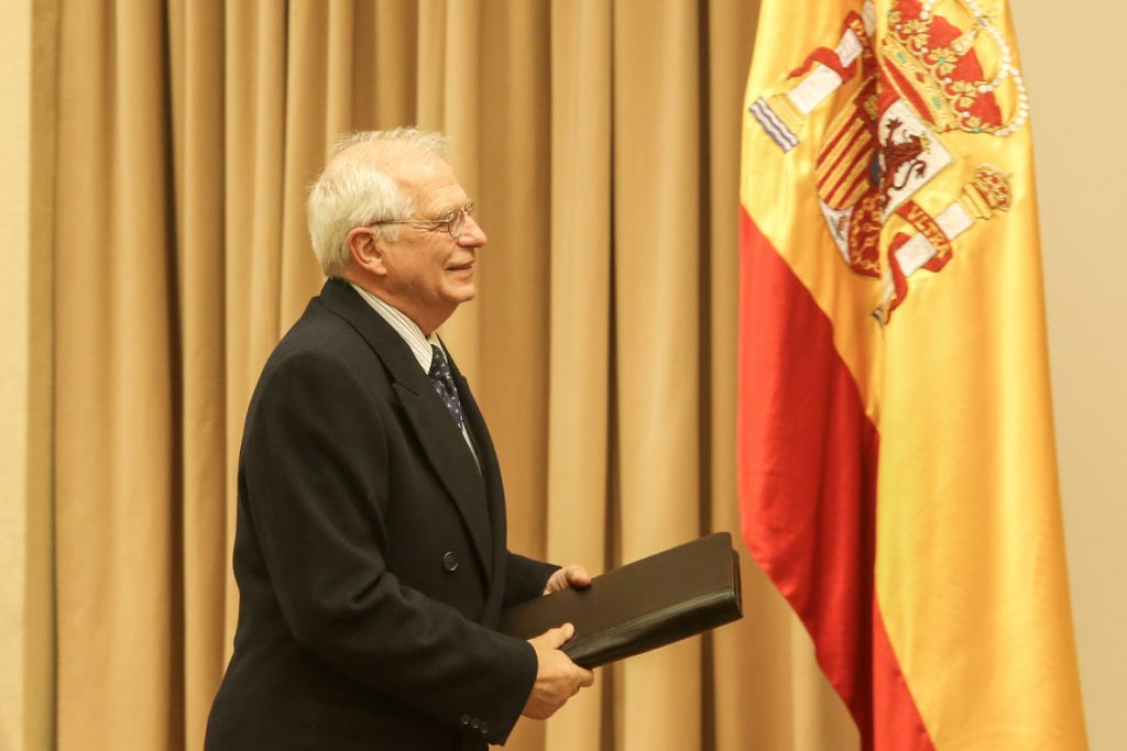 Borrell plantea utilizar el centenario de la batalla de Annual para «cerrar heridas» por la Guerra del Rif